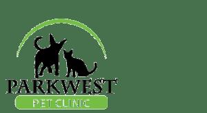 Logo of Parkwest Pet Clinic in Edmonton, Alberta